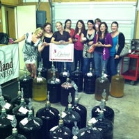Photo taken at Lakeland Winery by Andrew W. on 2/13/2013