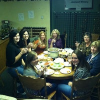 Photo taken at Lakeland Winery by Andrew W. on 2/14/2013
