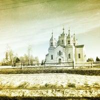 Photo taken at Пахотный Угол by LEL💯 on 3/19/2015