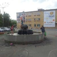 Снимок сделан в Городской Дворец Культуры (ГорДК) пользователем Павел К. 6/18/2013