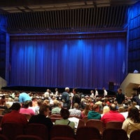Photo taken at James W. Miller Auditorium by Spencer Z. on 5/10/2014