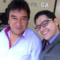 "Photo taken at Aula Magna ""Gabino Fraga"" del INAP by Joel C. on 9/30/2014"