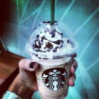 Photo taken at Starbucks by Jennifer O. on 3/28/2013