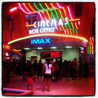 Photo taken at Cobb Theatre Dolphin 19 & IMAX by Jen B. on 2/6/2013