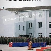 Photo taken at Ezine 3. Jandarma Eğitim Tabur Komutanlığı by Songül S. on 3/6/2018