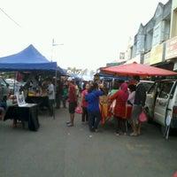 Photo taken at Pasar Malam Telok Mas Hari Isnin by Lovely T. on 2/11/2013