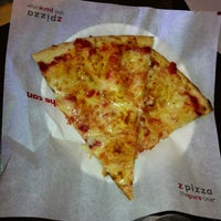 Photo taken at zpizza by Carrie G. on 3/10/2013