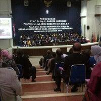 11/16/2013에 Dwi P.님이 Gedung Prof. Soedarto Undip에서 찍은 사진