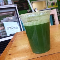 Photo taken at The Stand Juice Company by Jerome B. on 11/30/2013