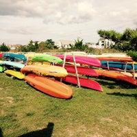 Photo taken at Kayak Park by Tom S. on 8/27/2015