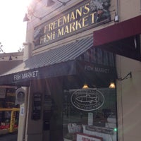 Photo taken at Freeman's Fish Market by Tom S. on 7/19/2015