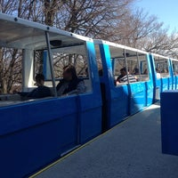 Photo taken at Monorail presented by Capital BlueCross by Tom S. on 4/20/2014