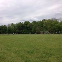 Photo taken at Passaic River Park Field by Tom S. on 5/22/2016