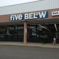 Photo taken at Five Below by Tom S. on 8/18/2013