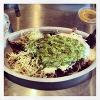 Photo taken at Chipotle Mexican Grill by Justin S. on 4/25/2013