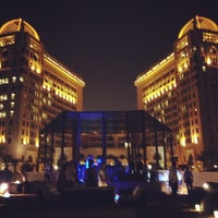Photo taken at The St. Regis by Shady M. on 10/10/2012