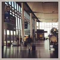 Photo taken at Bradley International Airport (BDL) by Kenya f. on 6/25/2013