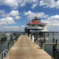 Photo taken at The Choptank River Lighthouse by Kenya f. on 9/19/2015