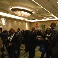 Photo taken at Bethesda North Marriott Hotel & Conference Center by Kenya f. on 10/5/2012