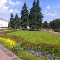 Снимок сделан в Правительство Нижегородской области пользователем Koshka P. 6/10/2013