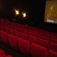 Photo taken at Apollo Kino Solaris by Aleksandra G. on 2/23/2013