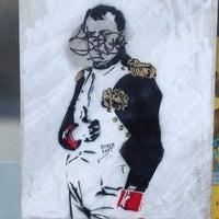 Photo taken at 57 Rue Turbigo by Dmitrii R. on 5/3/2014