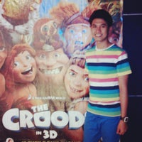 Photo taken at Gaisano Cinema 6 by nhel456 on 4/14/2013