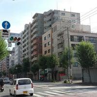 Photo taken at 宮元町3丁目 交差点 by guri g. on 9/21/2013