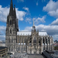 Photo taken at Cologne Cathedral by VisitKoeln on 2/6/2013