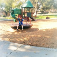 Photo taken at Oeste Park by Michael D. on 2/13/2014