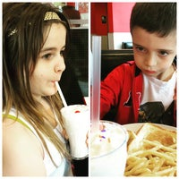 Photo taken at Steak 'n Shake by Michael D. on 6/27/2015