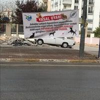 Photo taken at Termessos Bulvarı by Merve Ö. on 3/27/2018