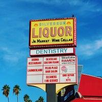Photo taken at Silversun Liquor by del on 9/30/2015