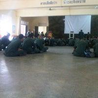 Photo taken at กรมทหารม้าที่ 1 รักษาพระองค์ by Jim V. on 10/3/2013