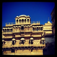 Photo taken at Jaisalmer Fort by Apoorva D. on 12/26/2012
