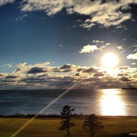 Photo taken at Samoset Resort by Ben I. on 11/25/2012