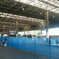 Photo taken at Terminal Santo Amaro by Jennifer B. on 3/10/2013