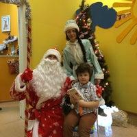 Снимок сделан в Крошка Ру пользователем Nastasya S. 12/28/2014