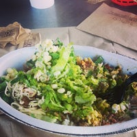 Photo taken at Chipotle Mexican Grill by Samantha O. on 9/6/2013