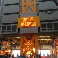 Photo taken at TOWER RECORDS by 千留 ち. on 4/1/2013