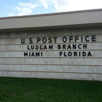 Photo taken at US Post Office - Bird Road by Mauro B. on 10/23/2012