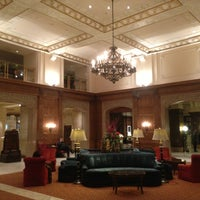 Photo taken at Fairmont Château Laurier by Gary C. on 1/30/2013
