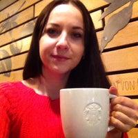 Photo taken at Starbucks by Euginia K. on 12/22/2016