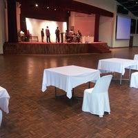 Photo taken at Dewan Banquet UPM by Norzehan S. on 6/13/2013