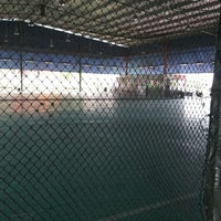 Photo taken at Galaxy Futsal Bangi by Norzehan S. on 5/26/2013