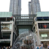 Photo taken at Pavilion Kuala Lumpur by Porntep A. on 5/18/2013