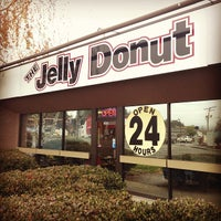 Photo taken at The Jelly Donut by Caleb L. on 12/15/2013