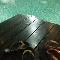 Photo taken at Swimming Pool by ATang H. on 2/14/2013