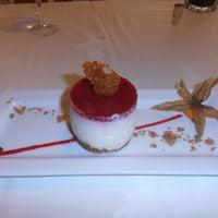 Photo taken at Hotel Villa de Laguardia by dndcomo on 2/6/2013