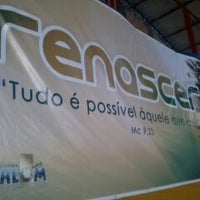 Photo taken at Escola Upaon-Açu by Herbeth D. on 2/12/2013
